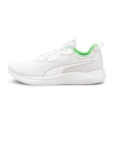 Puma Erkek Beyaz Resolve Sneakers 19473906015 Beyaz